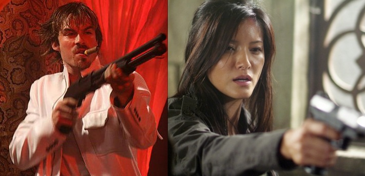 The Tournament Film Kelly Hu