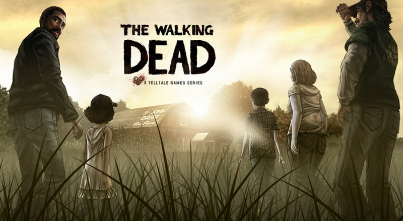 The Walking Dead Game 1