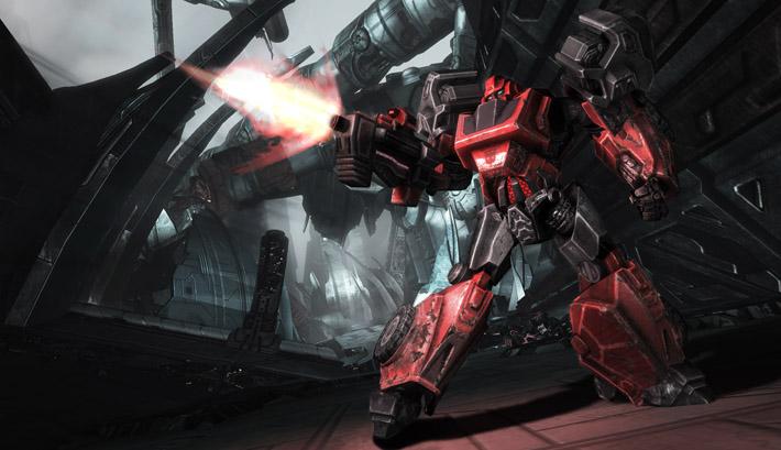 Transformers - Kampf um Cybertron 1