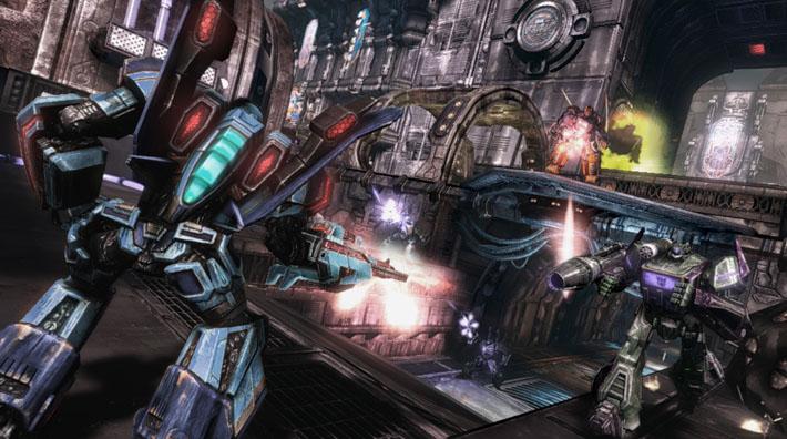 Transformers - Kampf um Cybertron 2