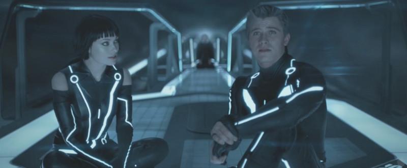 Tron Legacy Film Garrett Hedlund Olivia Wild