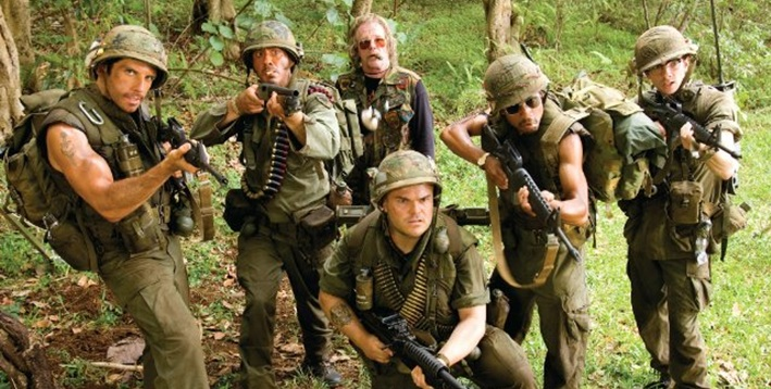 Tropic Thunder Film Cast