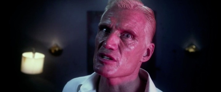 Universal Soldier Day of Reckoning Film Dolph Lundgren