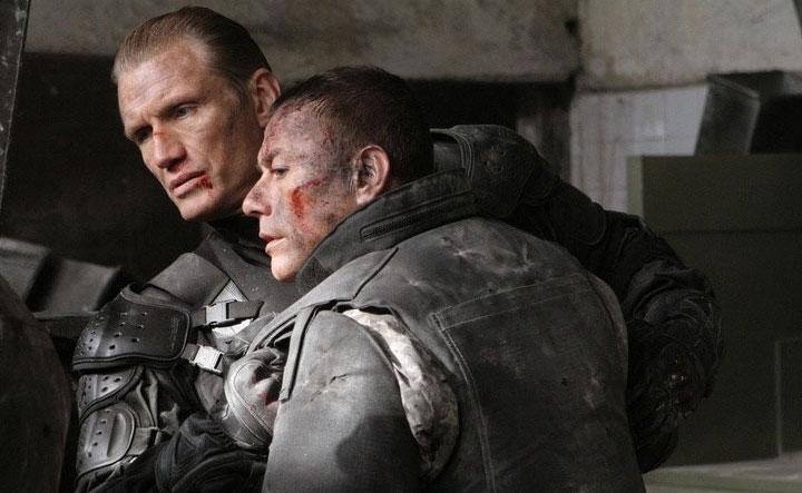 Universal Soldier Regeneration Film Jean-Claude Van Damme Dolph Lundgren