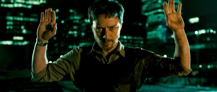 Welcome to the Punch Film James McAvoy
