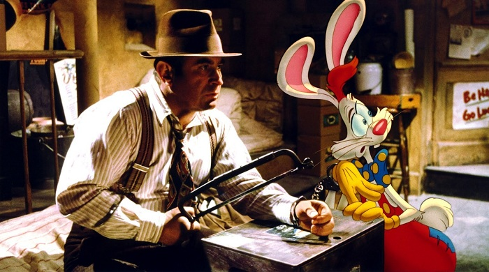 Who Framed Roger Rabbit Film Bob Hoskins