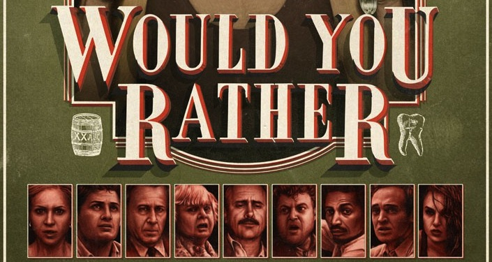 Would You Rather Film