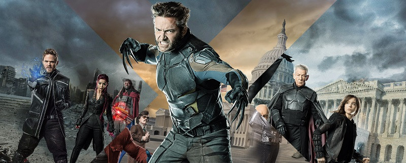 X-Men Days of Future Past Movie Film Poster