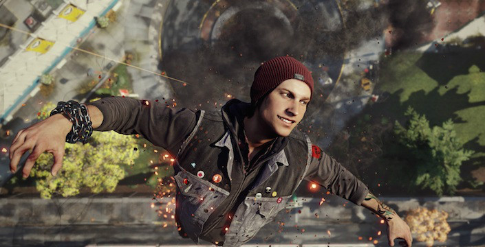 inFamous Second Son A